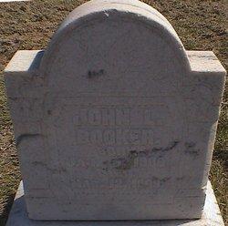 John L Booker