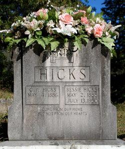 """Charles P. """"Charlie"""" Hicks"""