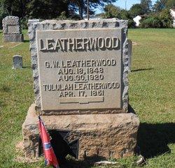 George W Leatherwood