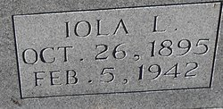 Iola M <I>Lanford</I> Leatherwood
