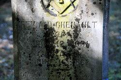 "Rev Abraham Dionysius ""Uncle Nish"" Chennault"