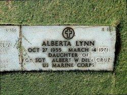 Alberta Lynn Dela Cruz