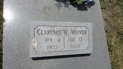 Clarence William Widmer