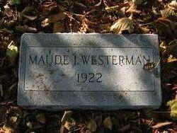 Maude <I>Memmerle</I> Westerman