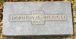 Dorothy M <I>Stewart</I> Higgins