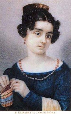 Elizabeth <I>Canori</I> Mora