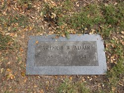 Arthur Whitfield Adair