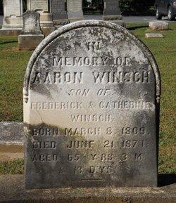 Aaron Winsch