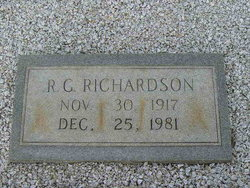 R. G. Richardson