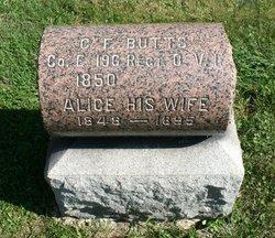 Christian F. Butts