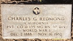 Charles George Redmond