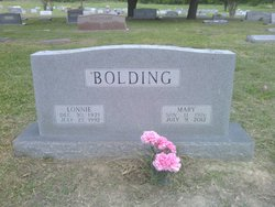 Mary Kathryn <I>Thornton</I> Bolding