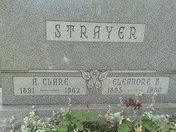 A. Clare Strayer