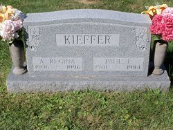 Anna Regina <I>King</I> Kieffer
