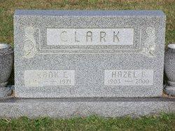 Hazel B. <I>Jackson</I> Clark