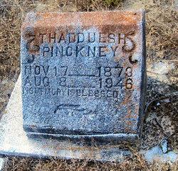 Thadduesh Pinckney