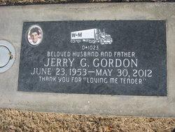 Jerry G. Gordon