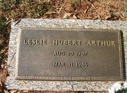 Leslie Hubert Arthur