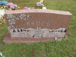 Opal Marie <I>Spencer</I> Brock