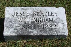 Jesse Beazley Willingham