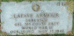 CPL Lafaye Armour