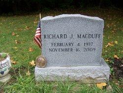 """Richard J. """"Dick"""" Macduff"""