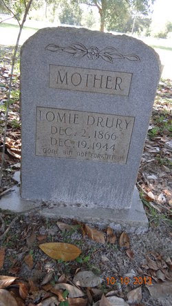 """Salome Elizabeth """"Lomey"""" <I>Thomas</I> Dowling"""