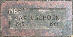 "John Maxwell ""Max"" Schock"