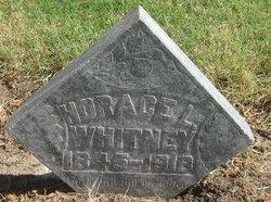 Horace L Whitney