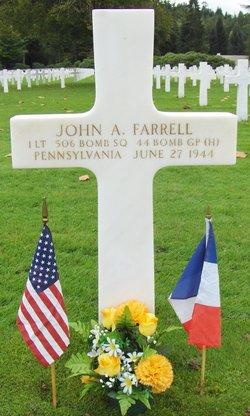1Lt John A. Farrell