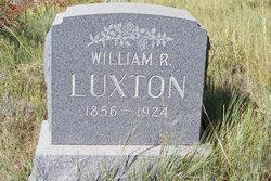 William R. Luxton