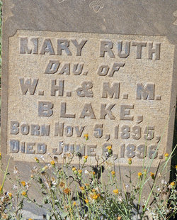 Mary Ruth Blake