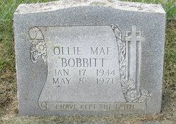 Ollie Mae Bobbitt