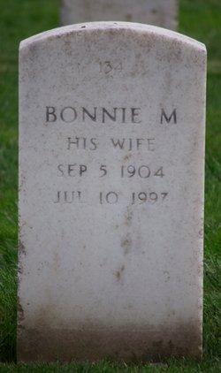 "Mabel Orma ""Bonnie"" <I>Bewick</I> Gary"