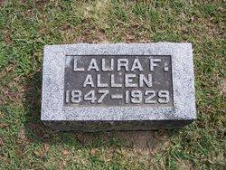 Laura Frances <I>Ragland</I> Allen