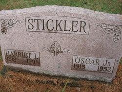 Oscar Stickler, Jr