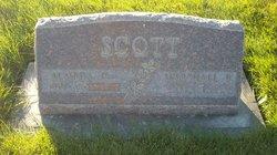 Almeda Ethel <I>Spencer</I> Scott