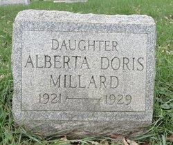 Alberta Doris Millard