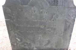 Dr William Ward
