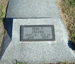 Erma Pauline <I>Brown</I> Jacobs