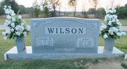 Aaron Dolphus Wilson