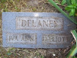 Iva Ann <I>Goshert</I> Delaney