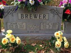 Jessie Virda Brewer