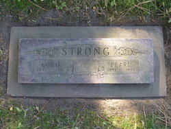 Pearl Patience <I>Pennick</I> Strong