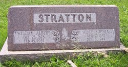 Alice Sophia <I>Lindsey</I> Stratton