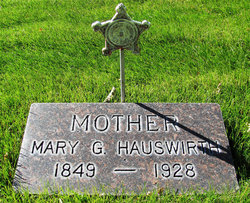 Mary G. Hauswirth