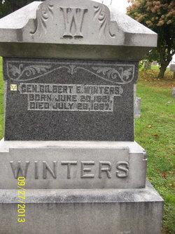 Gen Gilbert E Winters