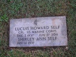 Lucius Howard Self