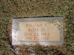 William Francis Ross III