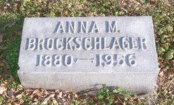 Anna M. Brockschlager